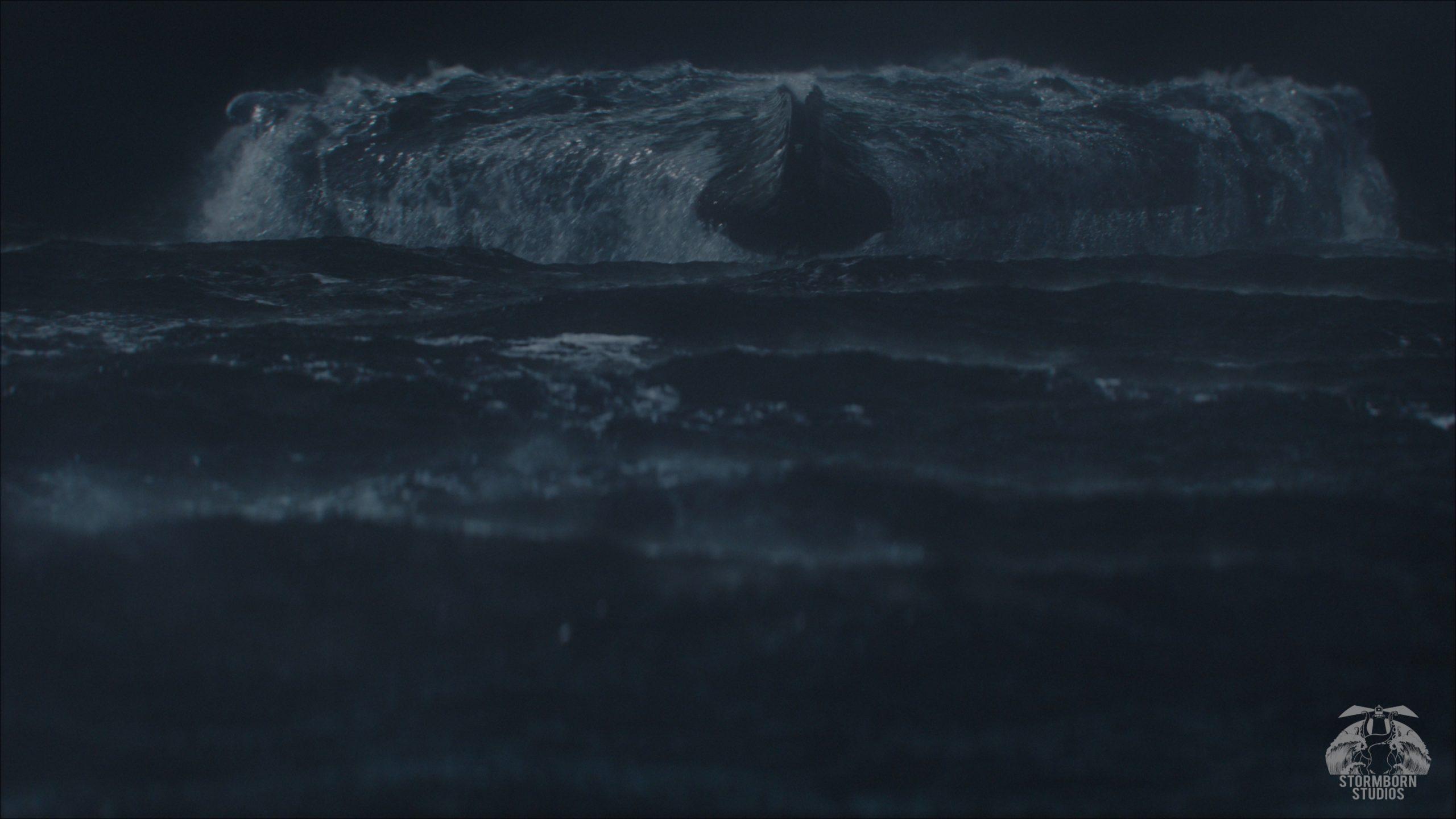 Stormborn Studios UFO emerging