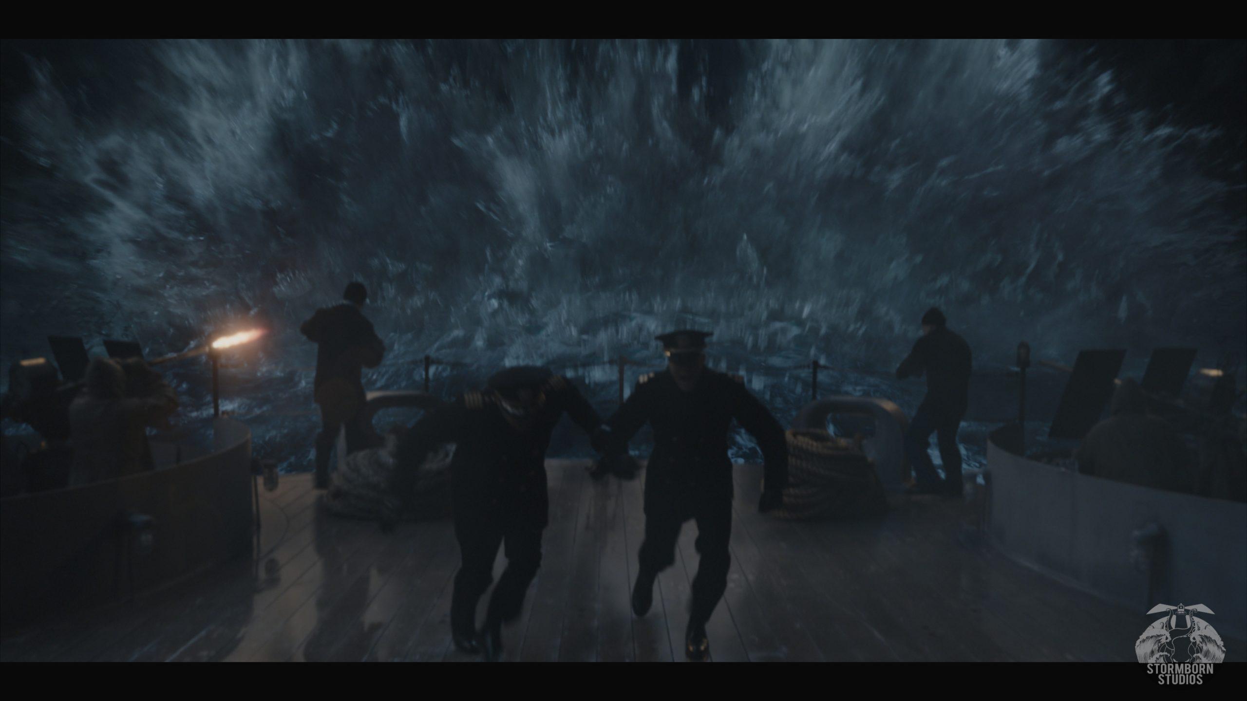 Stormborn Studios impcat splash
