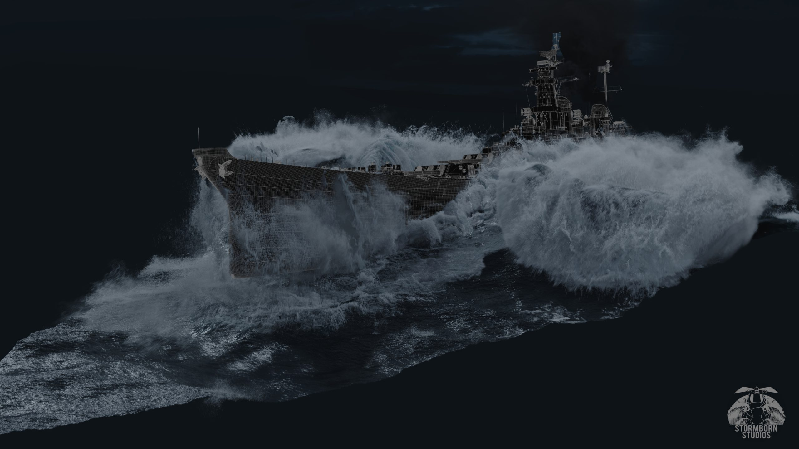 Stormborn Studios Water Simulations
