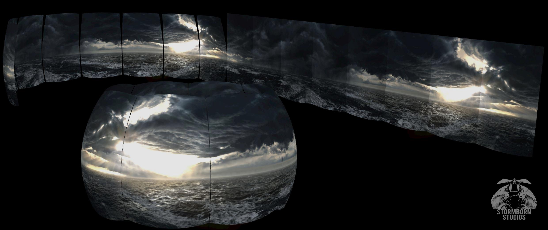 Stormborn Studios Ocean LatLong CG Environment